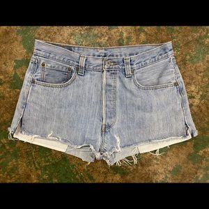 LEVI'S - Vintage 501 Levi Strauss Jean Shorts